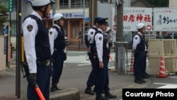 Cảnh sát Nhật nói năm 2015 họ bắt 2488 vụ trộm có người Việt Nam