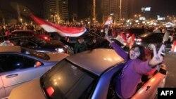 Svet pozdravlja Mubarakovu ostavku