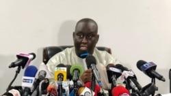 """Au Sénégal le président Macky Sall dénonce """"une tentative de déstabilisation"""""""