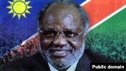 Mantan Presiden Namibia, Hifikepunye Pohamba (foto: dok).