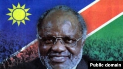 Hefikepuniye Pohamba, le président de la Namibie