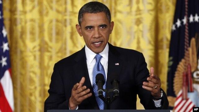 Presiden Barack Obama akan menyampaikan langkah-langkah guna meredam kekerasan terkait kepemilikan senjata api di AS (foto: dok).