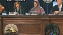 2011-11-23 美國之音視頻新聞: 聯合國呼籲阿富汗保護婦女