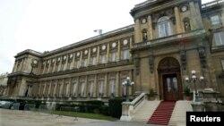 프랑스 파리의 외무부 건물.