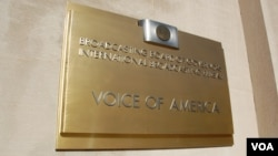 """Broadcasting Board of Governors, International Broadcasting Bureau, Voice of America"""