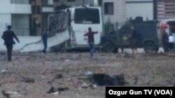Diyarbakir explosion