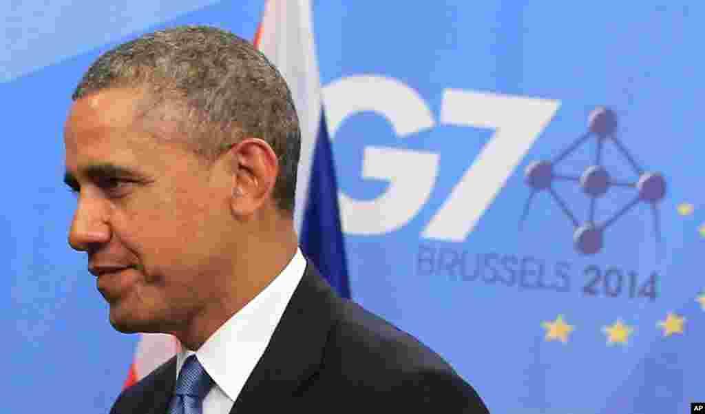 AQSh rahbari Barak Obama