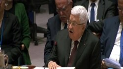 At UN, Palestinian President Rejects Trump Peace Plan, but Remains Open to Negotiations
