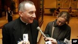 Итальянский архиепископ Пьетро Паролин
