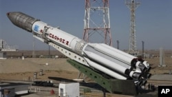 Ракета-носитель (РН) «Протон-М»