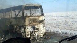 Avtobus yong'inida 52 o'zbekistonlik halok bo'ldi