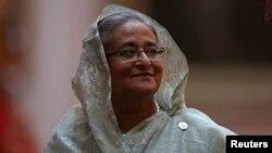 ဘဂၤလားေဒရွ္႕ ၀န္ႀကီးခ်ဳပ္ Sheikh Hasina