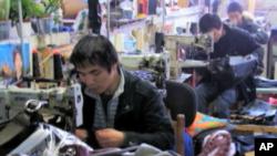 Kineski tekstilni pogon u Pratu