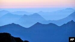 Alpen, Austria (File: dok/AP)