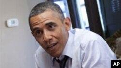 Cawayska: Baabuurkii hore ee Obama