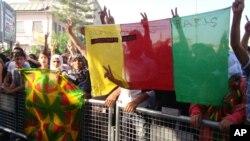 Parlamentera BDP'ê ya Girtî Selma Irmak Dest bi Greva Birçîbûnê Kir