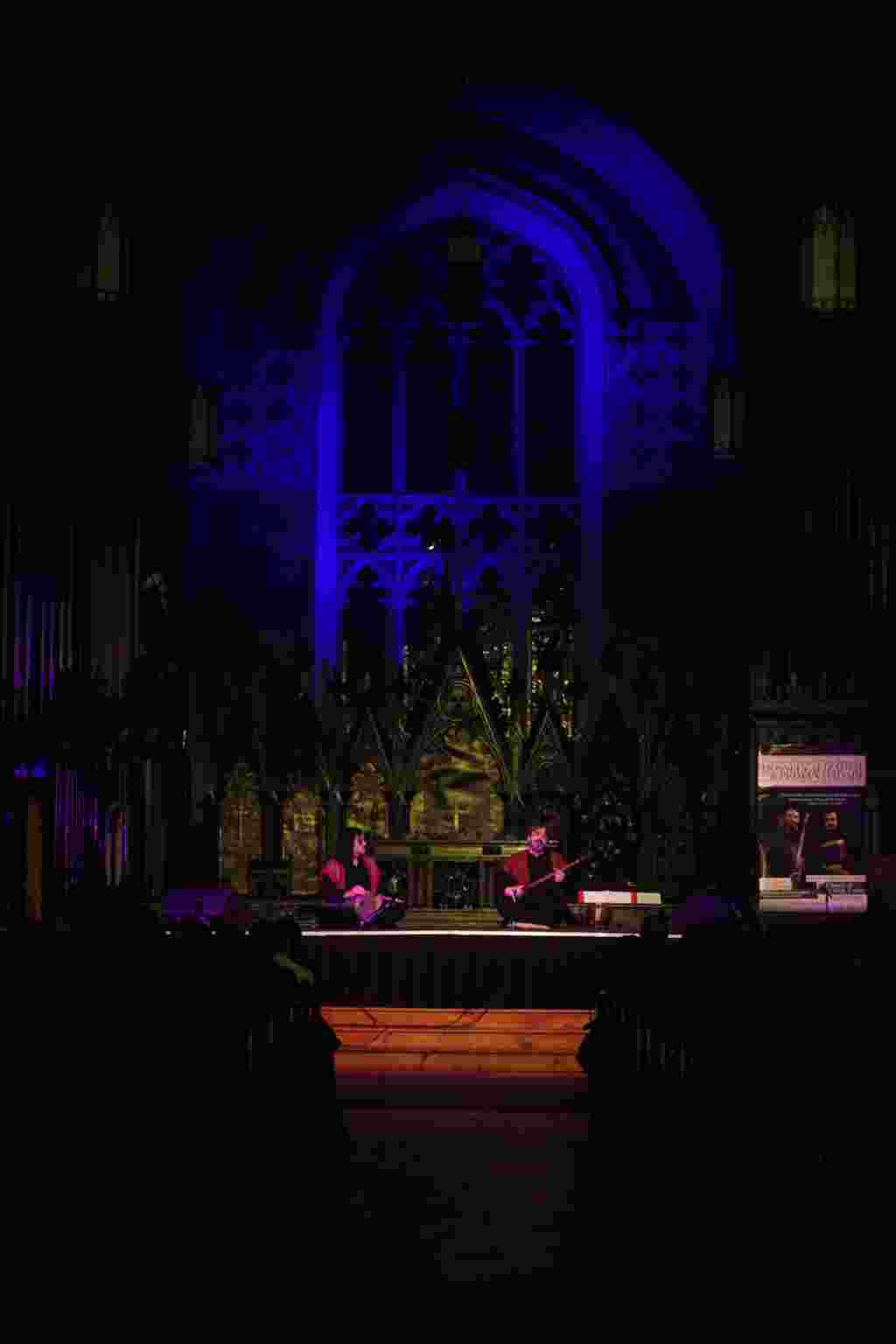 کنسرت حسین علیزاده در تورنتو، یکشنبه ۲۹ ژانویه ۲۰۱۲