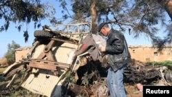 Attack in Libya