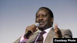 Wafanyakazi hao wa kigeni walikuwa wakimsaidia Raila Odinga