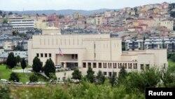 Lãnh sự quán Hoa Kỳ tại Istanbul.