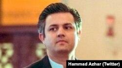 حماد اظہر وفاقی وزیر، فائل فوٹو