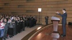 کلینتون: اسد بجای قبول مسئولیت، دیگران را مسئول ناآرامی در سوريه می داند