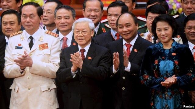 Tại hội nghị kéo dài đến ngày thứ Bảy, đảng Cộng sản sẽ quyết định nhân sự được giới thiệu cho 3 vị trí còn lại của nhóm 'tứ trụ'.