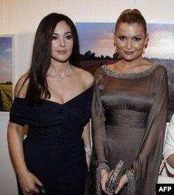 Lola Karimova aktrisa Monika Beluchchiga pul bergani haqidagi sa'voni rad etmoqda