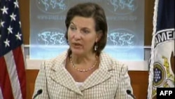 美国国务院发言人纽兰(资料照片)