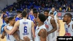 Afroamerički košarkaši Budućnosti (foto KK Budućnost Voli, rtcg.me)