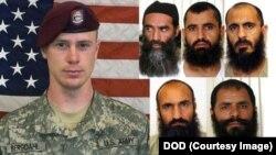 Besh tolib 2014-yilda Afg'onistonda Tolibon qo'lida besh yil saqlangan amerikalik askar Bou Bergdal ozodligi evaziga qo'yib yuborilgan edi