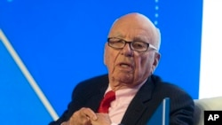 FILE - Rupert Murdoch, executive chairman of News Corporation.
