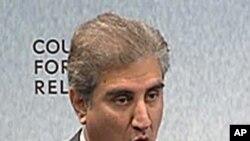 巴基斯坦外交部长库雷西