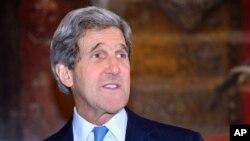 Sakateren Ma'aikar Harkokin Wajen Amurka John Kerry