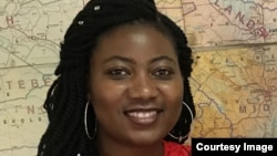 Joana Ruvimbo Mamombe