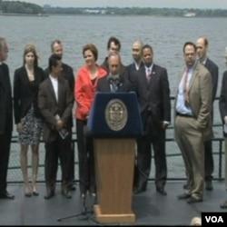 Gradonačelnik New Yorka, Michael Bloomberg snažno podržava izgradnju Islamskog centra nedaleko od Nulte tačke