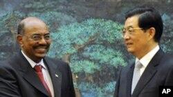 Pequim acolhe Bashir de braços abertos
