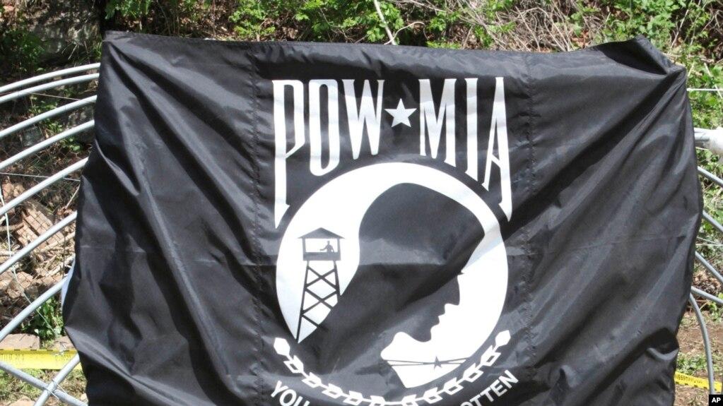 Logo của chương trình POW/MIA.