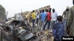 Maiduguri, dans l'Etat de Borno State, est fréquemment la cible d'attentats