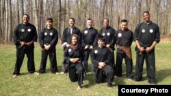 Silat Martial Arts Academy yang dipimpin oleh Wona Sumantri (Dok: Wona Sumantri)