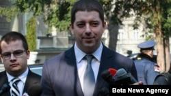 Šef pregovaračkog tima Srbije, Marko Đurić (arhivski snimak)