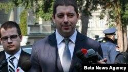 Direktor kancelarije Vlade Srbije za Kosovo i Metohiju Marko Đurić