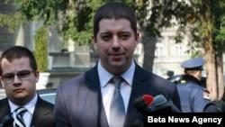 Direktor vladine kancelarije za KiM, Marko Djurić
