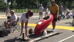 Keeping the Tradition of the Soap Box Derby Alive