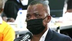 Dívidas Ocultas: Em prantos, réu Sérgio Namburete pede perdão pelo envolvimento no calote