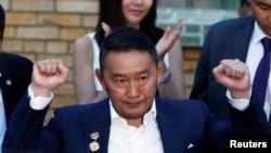 蒙古国新总统巴特图勒嘎