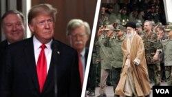 khamenei Trump iran IRGC Sepah