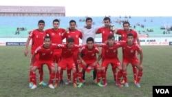 تیم ملی فوتبال افغانستان در نیپال