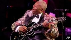 Trong sự nghiệp kéo dài gần 70 năm của ông, B.B.King đã giúp thể loại nhạc blues trở nên phổ biến.