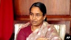 Ngoại trưởng Bangladesh Dipu Moni
